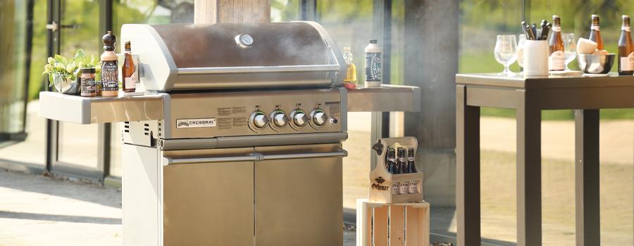 Crossray+ Barbecue